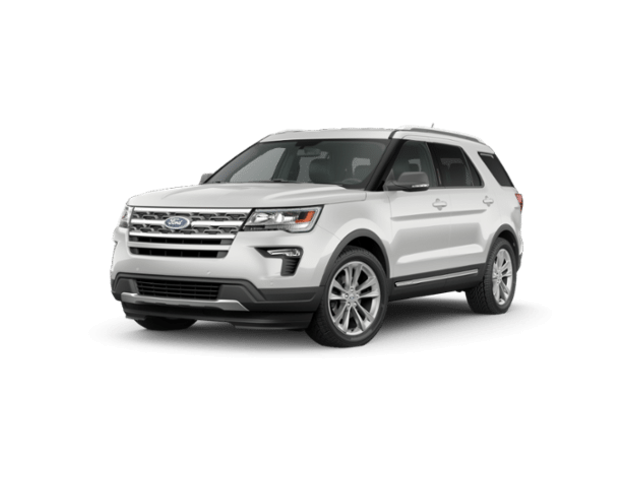 New Ford 2019 Ford Explorer XLT SUV in Meridian, MS